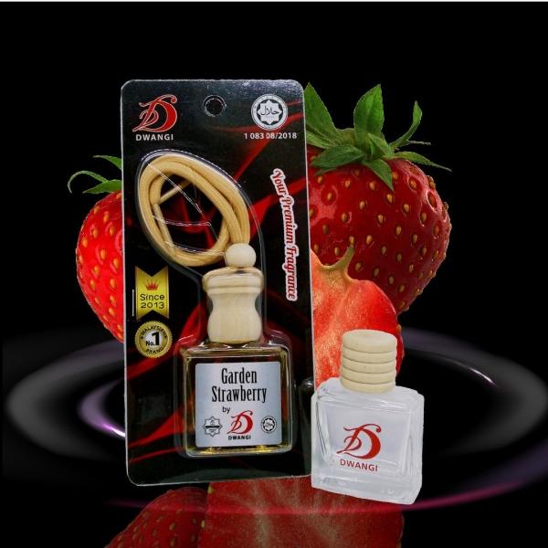 Hanging Car Perfume (Garden Strawberry) Hanging Car Perfume Selangor, Malaysia, Johor, Kedah, Terengganu, Kuala Lumpur (KL) Supplier, Supply, Supplies, Manufacturer | Dwangi Freshener Sdn Bhd
