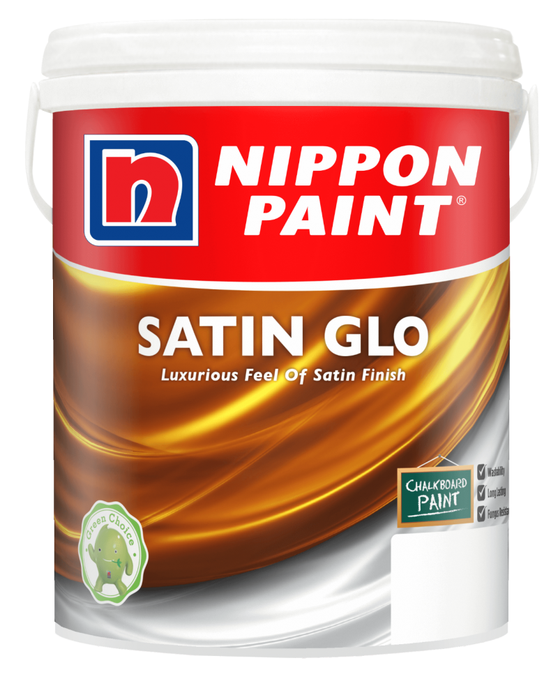 Nippon Satin Glo 5 Liter ( Captivating Accents Series )