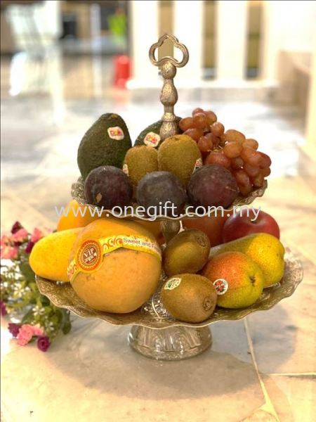 FF56 Fruits Basket Flower and Gift Malaysia, Selangor, Kuala Lumpur (KL), Shah Alam Supplier, Suppliers, Supply, Supplies | The One Gift Gallery Sdn Bhd