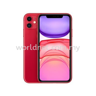 IPHONE 11 256GB (RED)