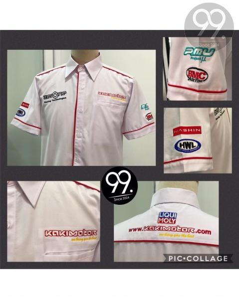 Custom-made Corporate Shirt Uniform Custom Made Selangor, Malaysia, Kuala Lumpur (KL), Kajang Uniform, Manufacturer, Supplier, Supply | 99 Uniform Factory Sdn Bhd