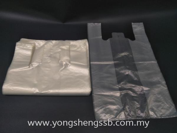 PBP-L001 BIG TRANSPARENT HDPE Plastic Bag Plastic Bag Johor Bahru (JB), Malaysia, Muar, Skudai Supplier, Wholesaler, Supply | Yong Sheng Supply Sdn Bhd