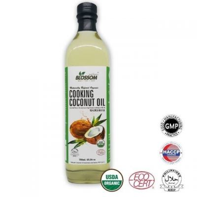 Blossom Organic Cooking Coconut Oil 750ml �л����Ҭ��