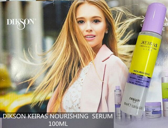 DIKSON KEIRAS URBAN BARBER LINE NOURISHING SERUM 100ML