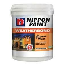Nippon Weatherbond 15 Liter ( Lustrous Reds & Pinks Series )