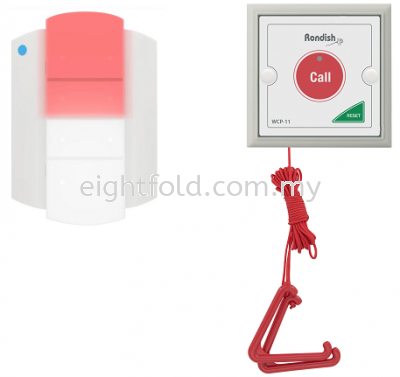 RONDISH DISABLE TOILET EMERGENCY CALL SYSTEM WCP-11 ILB-11