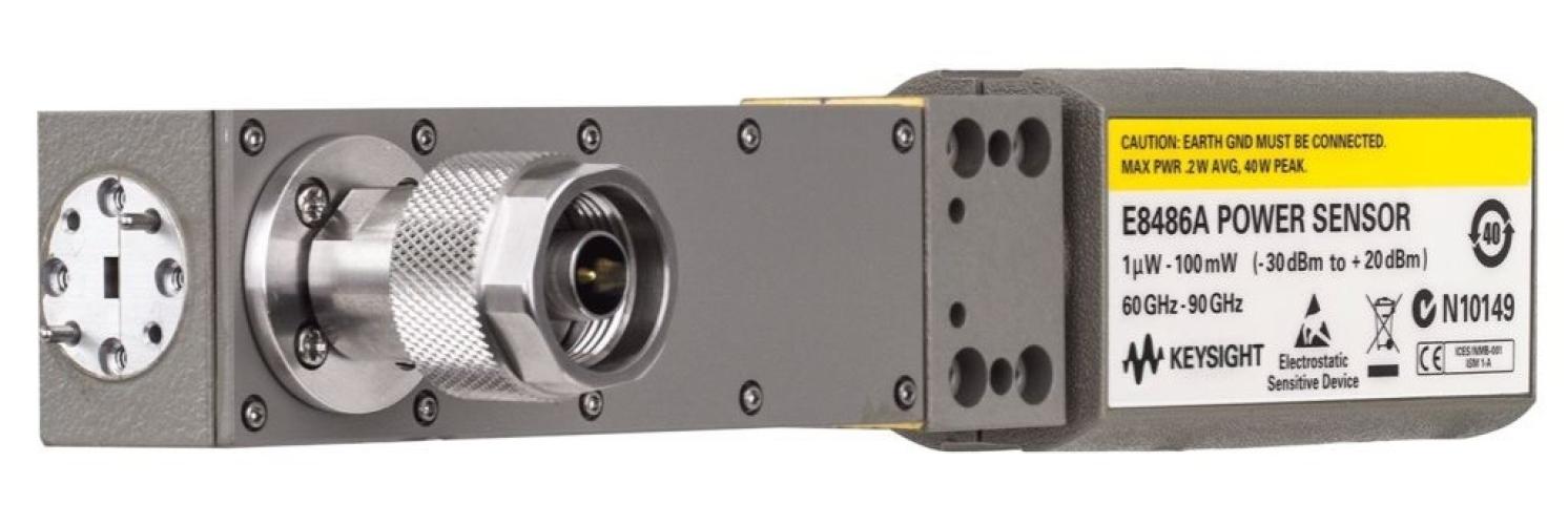V8486A Waveguide Power Sensor