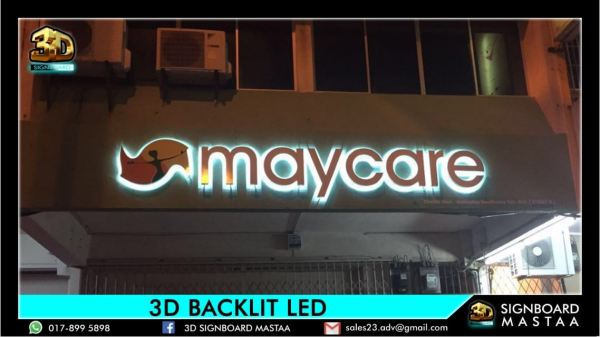 LED / 3D Emboss Melaka, Malaysia Supplier, Manufacturer, Supply, Supplies | DE ADVERTISING & ENTERPRISE
