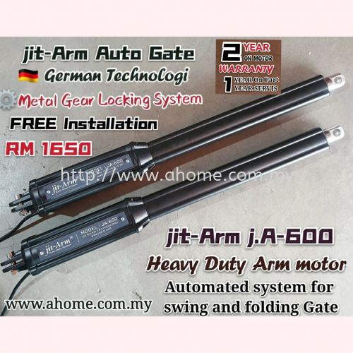 NEW MODEL...JIT ARM JA600