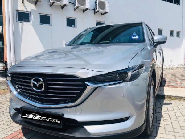 Mazda CX-5  Lustro Paint Coating Penang, Malaysia, Bukit Mertajam, Prai Service, Specialist, Centre | Shine Guard Car Protection