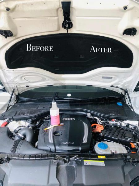 Interior & Engine Cleaning  Interior Cleaning Penang, Malaysia, Bukit Mertajam, Prai Service, Specialist, Centre | Shine Guard Car Protection