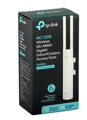 TP-LINK EAP225 OUTDOOR TP Link ELV CABLE / ICT CABLE  Malaysia, Selangor, Kuala Lumpur (KL), Seri Kembangan Supplier, Suppliers, Supply, Supplies | OH925