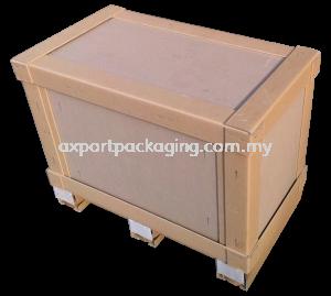Paper Crate Pallet Crate Malaysia, Selangor, Kuala Lumpur (KL), Johor Bahru (JB), Rawang, Mount Austin Supplier, Suppliers, Supply, Supplies | Axport Solution Sdn Bhd