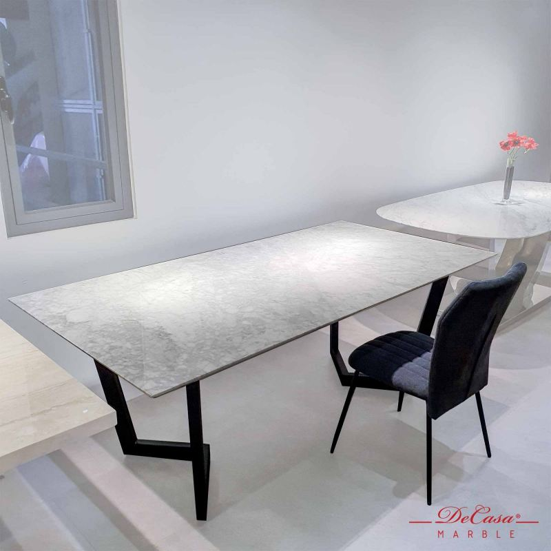 Arabescato Piana   Italy   8 Seaters   Table Only