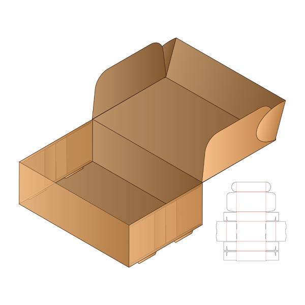 Die Cut Box Die Cut Box Custom Made Box Selangor, Malaysia, Kuala Lumpur (KL), Bangi Supplier, Suppliers, Supply, Supplies | ERCBOX PACKAGING SDN BHD