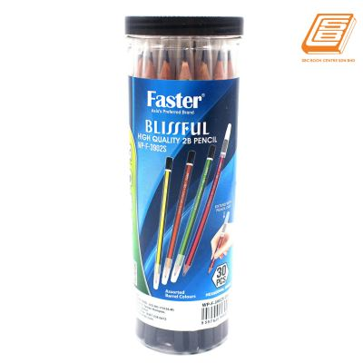 Faster Blissful 2B Pencil WP-F-3902S