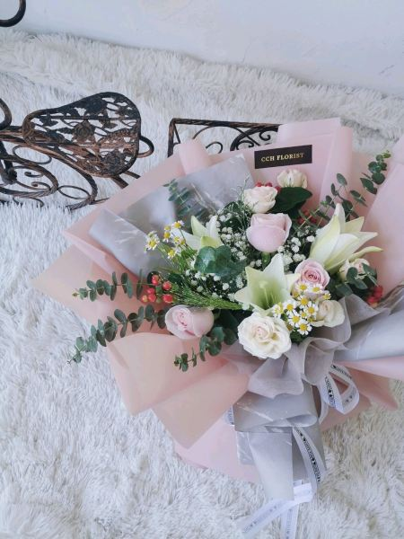BLOOMING BEAUTY ALL BOUQUETS BOUQUET Melaka, Malaysia Supplier, Suppliers, Supply, Supplies | CCH FLORIST (M) SDN BHD