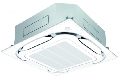 DAIKIN-Ceiling Mounted Cassette FCF-C Series (2.0 每 6.0 hp) INVERTER TYPE AIR CONDITIONER SYSTEM Johor Bahru (JB), Malaysia, Masai Contractor, Service | V & V Engineering Sdn Bhd
