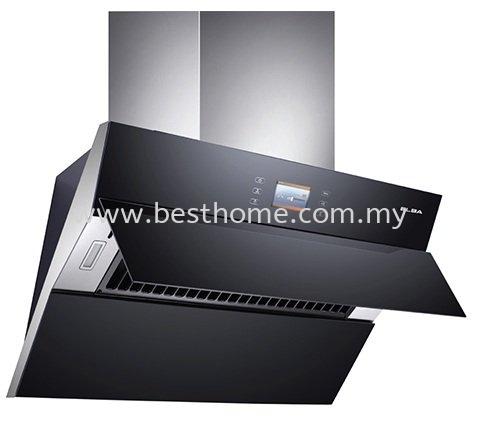 CALLISTA EH-H9329TFT(BK) Cooker Hood Cooker Hood Johor Bahru (JB), Malaysia, Johor Jaya Supplier, Suppliers, Supply, Supplies   Best Home Kitchen & Bathroom Solution