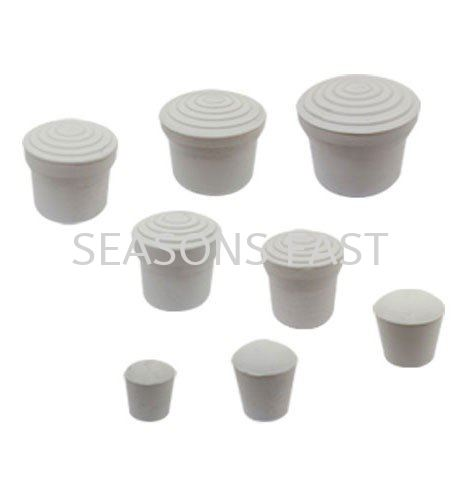 Round External Caps - White Furniture Fittings & Components Malaysia, Selangor, Kuala Lumpur (KL), Semenyih Manufacturer, Supplier, Supply, Supplies   Seasons Fast Rubber Industries Sdn Bhd