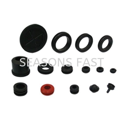 Rubber Grommets Industrial Fittings & Components Malaysia, Selangor, Kuala Lumpur (KL), Semenyih Manufacturer, Supplier, Supply, Supplies | Seasons Fast Rubber Industries Sdn Bhd
