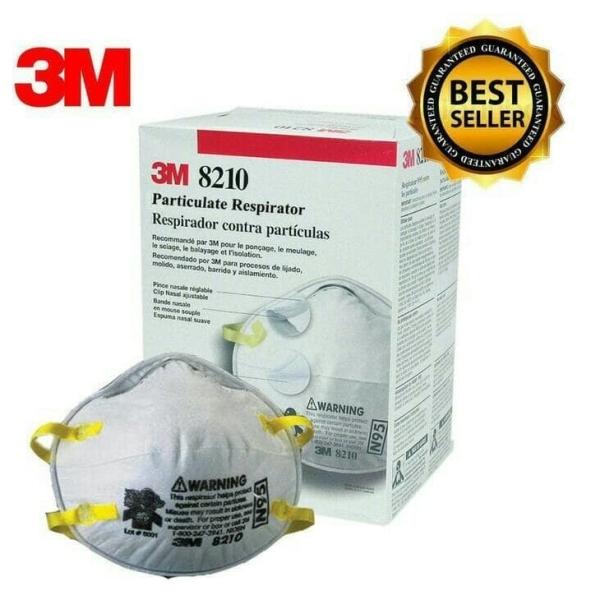 3M 8210 N95 Particulate Respirator  Disposable Respirator Mask 3M PROTECTION  Selangor, Malaysia, Kuala Lumpur (KL), Puchong Supplier, Suppliers, Supply, Supplies | MG HAUS SDN BHD