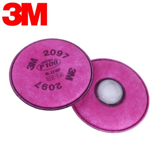 3M 2097 P100 Particulate Filter with Nuisance Level Organic Vapor Relief Cartridge for Respirator 3M PROTECTION  Selangor, Malaysia, Kuala Lumpur (KL), Puchong Supplier, Suppliers, Supply, Supplies | MG HAUS SDN BHD
