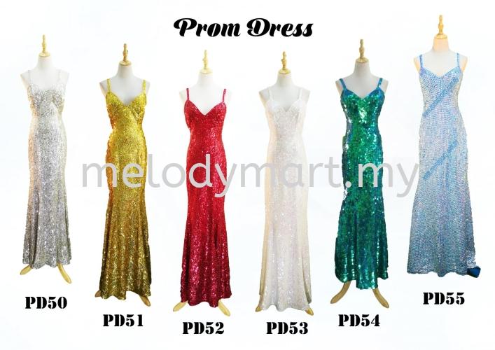 PROM DRESS PD50-55