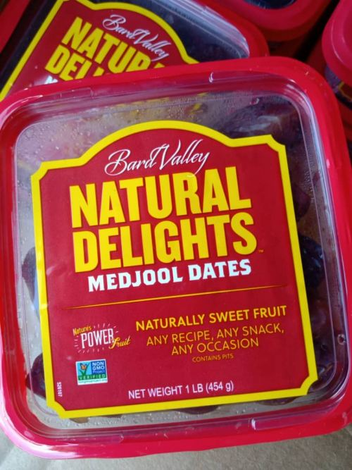 Medjool Dates - Natural Delights® (454gm)