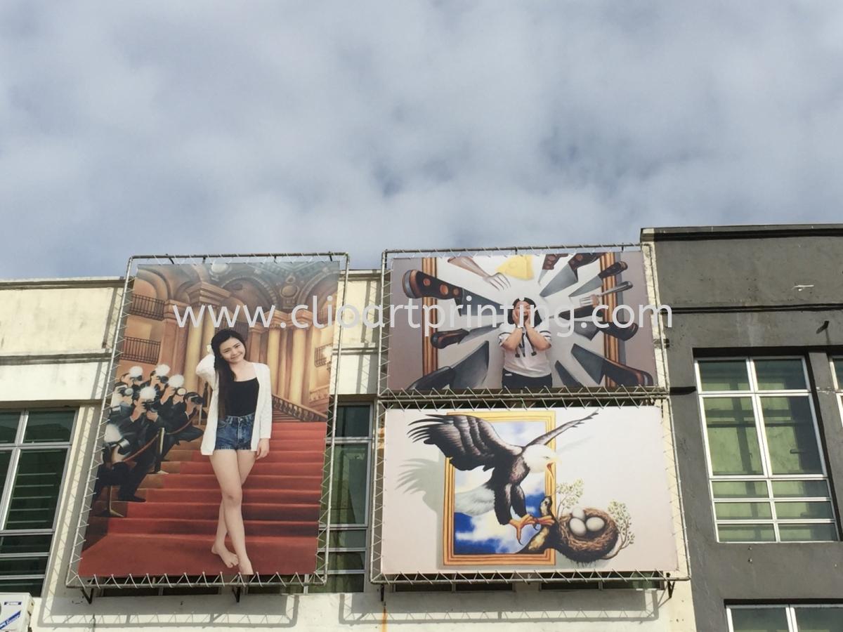 Signboard Johor Bahru JB Malaysia Printing Services, Prints | ClioArt Printing & Design