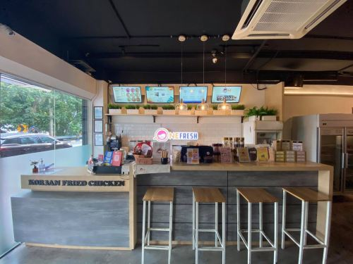 11th July 2020 - Launching of OneFresh Smoothies Bar