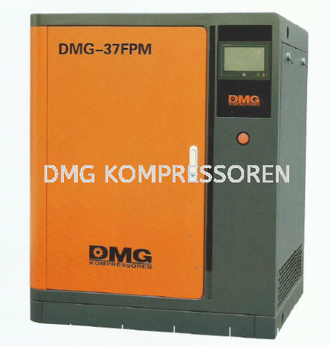 DMG SCREW AIR COMPRESSOR