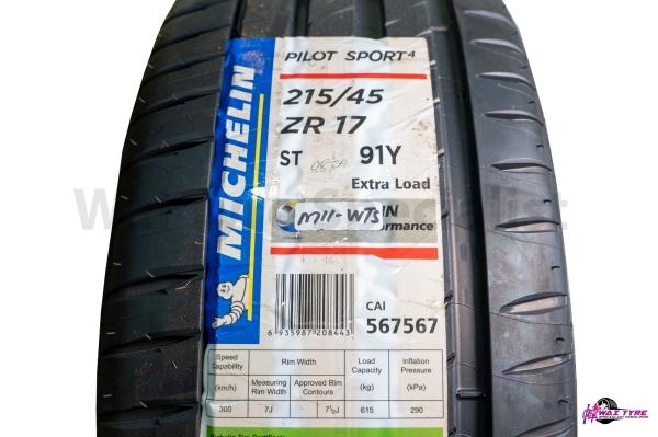 MICHELIN 215/45R17 MICHELIN TYRE Kulai, Johor Bahru (JB), Malaysia Supplier, Suppliers, Supply, Supplies   Wai Tyre Specialist (Tmn Putri) Sdn Bhd