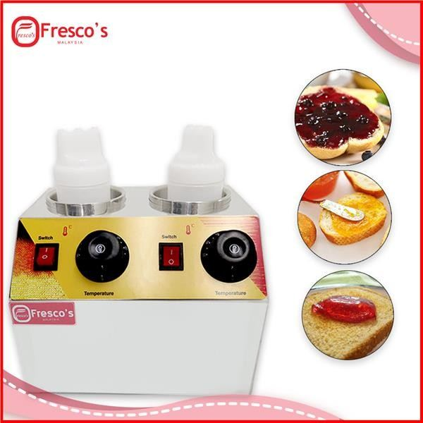 Sauce Warmer Double Bottle Warmer Showcase Kuala Lumpur, KL, Malaysia Supply, Supplier, Suppliers | Fresco Cocoa Supply PLT