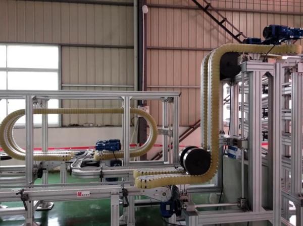 Gripper Conveyor Table Top Chain Conveyor Series Malaysia, Selangor, Kuala Lumpur (KL), Seri Kembangan Manufacturer, Supplier, Supply, Supplies | Kaiye Industries (M) Sdn Bhd