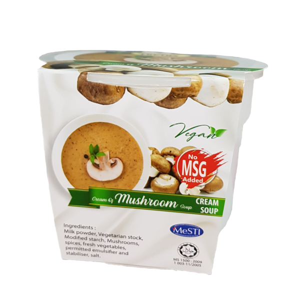 Mushroom Soup Soups Kuala Lumpur (KL), Malaysia, Selangor, Singapore, Kepong Supplier, Suppliers, Supply, Supplies | Cream of Creams (M) Sdn Bhd