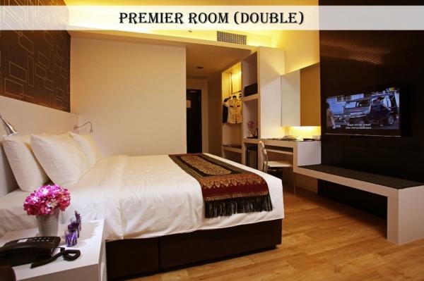 Premier Room (Double) Hotel Rooms Kuala Lumpur (KL), Malaysia, Selangor, Jalan Ipoh Hotel | Cairnhill Hotel (M) Sdn Bhd
