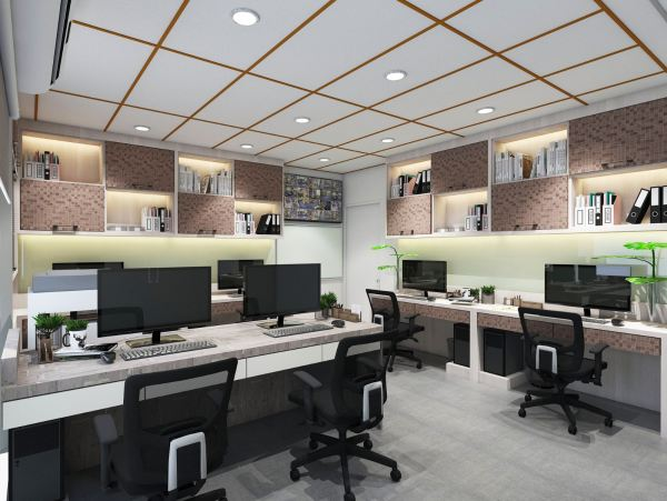3D FOR OFFICE Office Design 项目   Supplier, Suppliers, Supply, Supplies | Home Style Furniture And Trading
