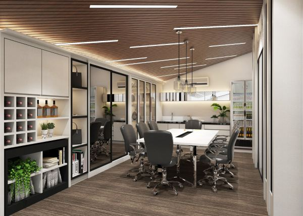 3D FOR OFFICE Office Design Project Perak, Malaysia, Ipoh Supplier, Suppliers, Supply, Supplies | Home Style Furniture And Trading