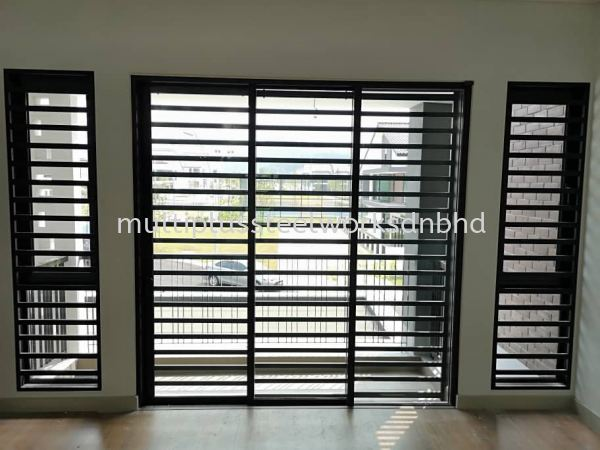 House Window / Door Grill House Window Grill Selangor, Malaysia, Kuala Lumpur (KL), Klang Supplier, Suppliers, Supply, Supplies   Multiplus Steel Works Sdn Bhd