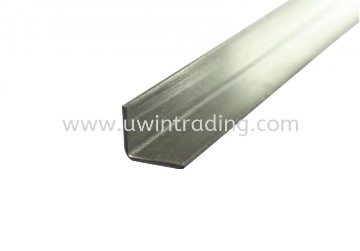 Aluminium Tile Trim 'L'