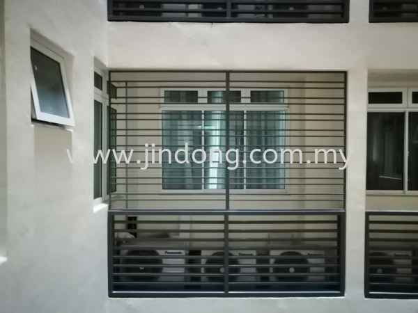 Steel Door 铁花 Johor Bahru (JB), Malaysia, Ulu Tiram Supplier, Suppliers, Supply, Supplies   Jin Dong Invisible Grille & Jin Dong Steel Works (M) Sdn Bhd