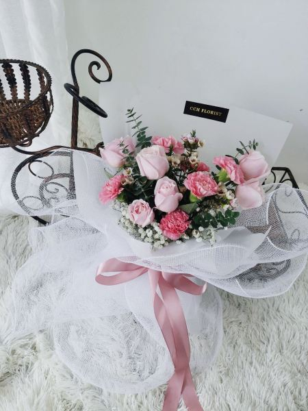 DOTS OF LOVE ALL BOUQUETS BOUQUET Melaka, Malaysia Supplier, Suppliers, Supply, Supplies | CCH FLORIST (M) SDN BHD