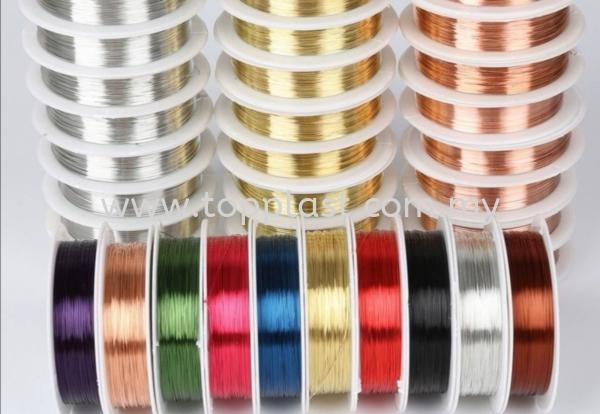 Elastic Crystal Tac Colour DIY Art Work Penang, Malaysia Supplier, Manufacturer, Supply, Supplies | Top Plast Enterprise