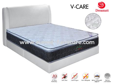 "V-Care Thickness 11"" Mattress Bedroom Set Selangor, Kuala Lumpur (KL), Puchong, Malaysia Supplier, Suppliers, Supply, Supplies | Elmod Online Sdn Bhd"