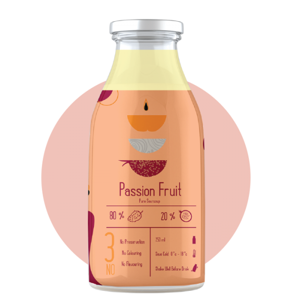 PASSION FRUIT 250 ML Others Malaysia, Selangor, Kuala Lumpur (KL), Puchong Supplier, Suppliers, Supply, Supplies | Bevage