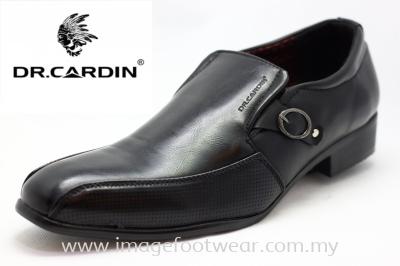 Dr.Cardin Men Shoes- DC-6282- BLACK Colour