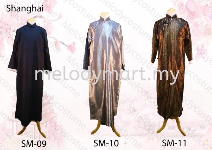 Shanghai SM 09-11