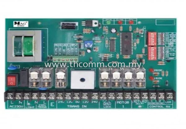 MW32 MAG SWING DC CONTROLLER GATE BOARD Auto Gate  Johor Bahru JB Malaysia Supply, Suppliers, Sales, Services, Installation | TH COMMUNICATIONS SDN.BHD.