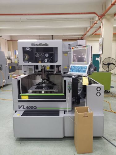 New Sodick VL400Q CNC WIRE CUT delivered  to Advance education center in Kedah